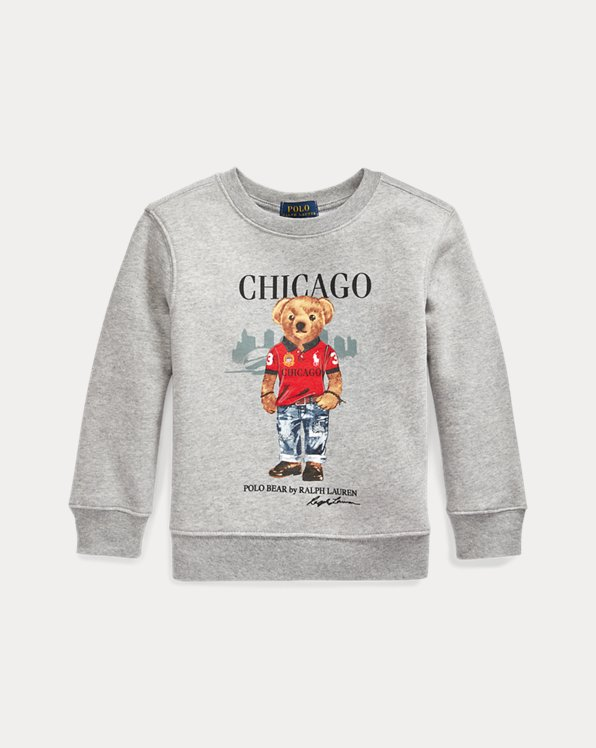 Chicago Bear Fleece Sweatshirt
