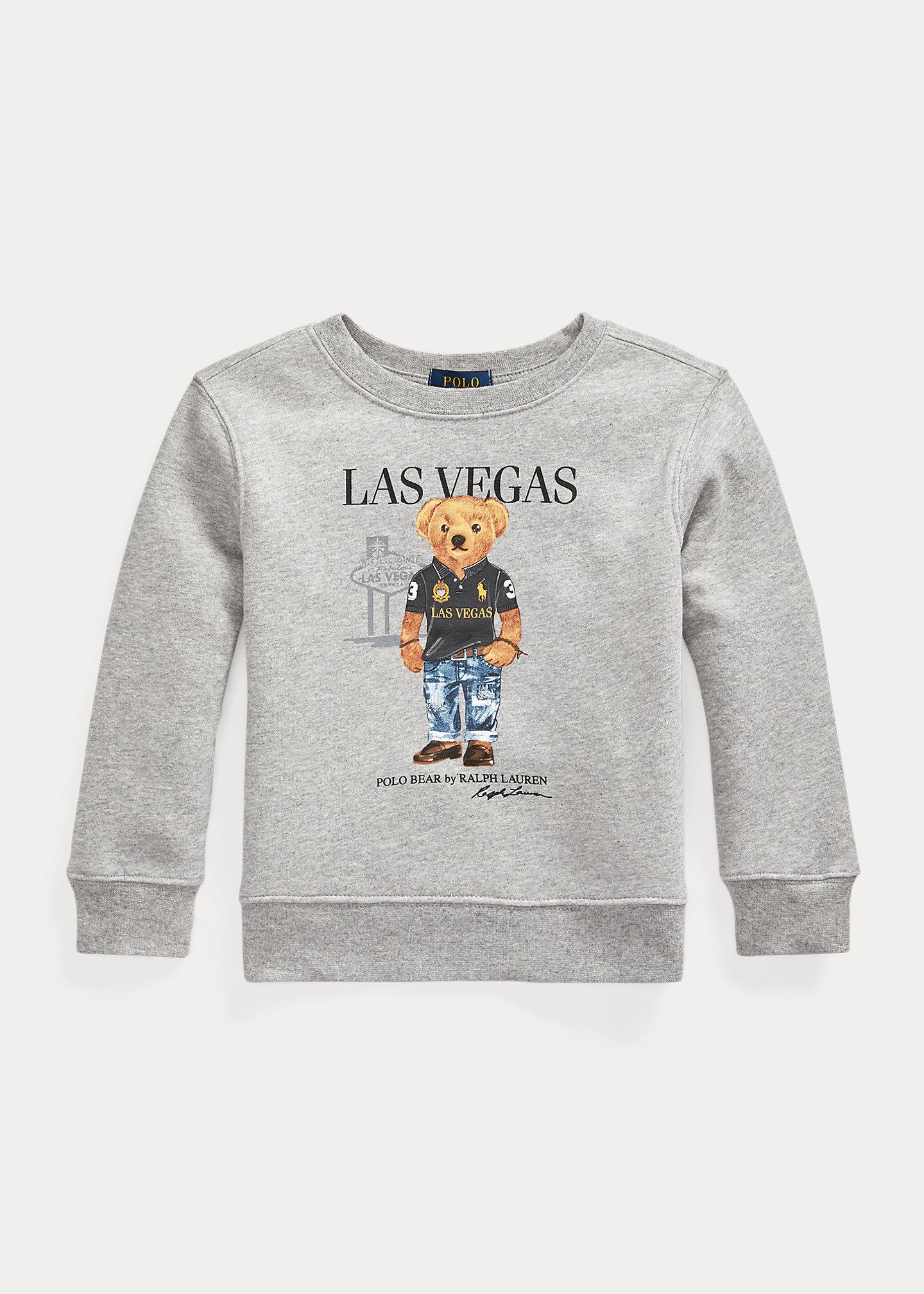 Polo Ralph Lauren Polo Bear Las Vegas Fleece Sweatshirt