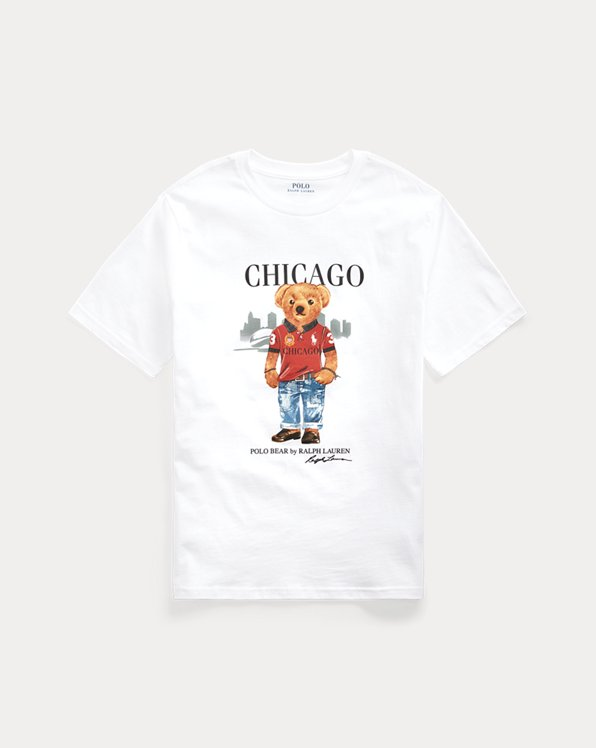 Chicago Bear Cotton Jersey Tee