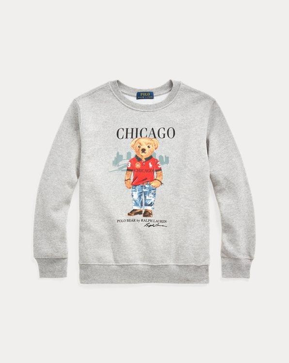 Chicago Bear Fleece Sweatshirt
