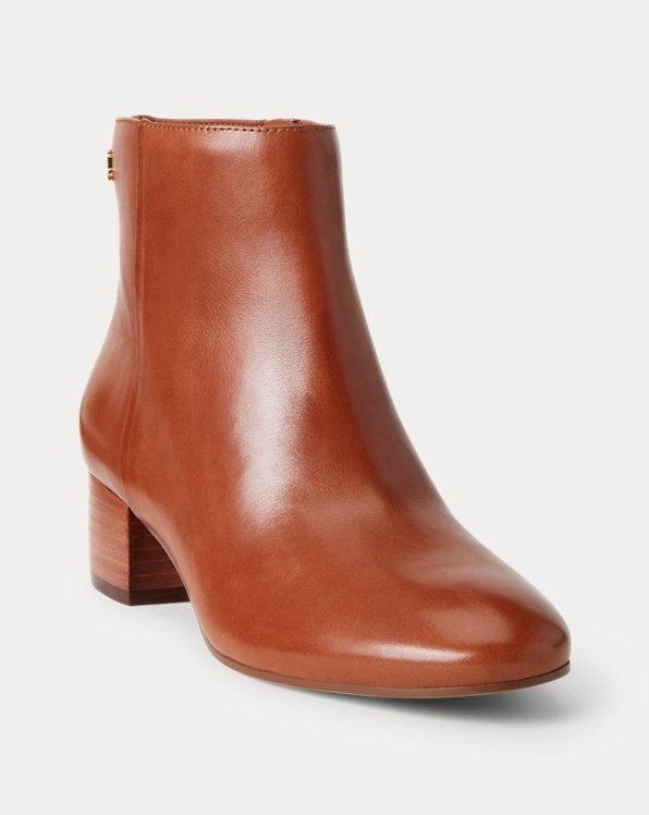 Welford II Leather Bootie