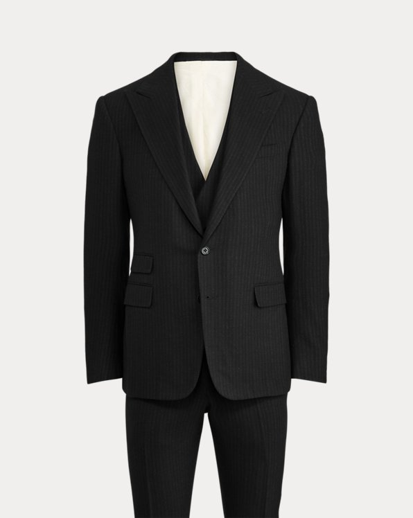 25th Anniversary Handmade 3-Piece Suit