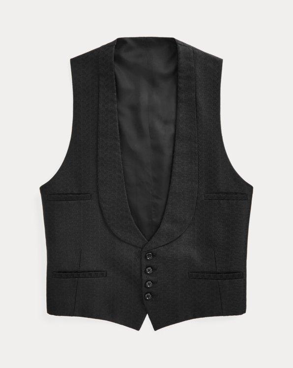 25th Anniversary Handmade Silk Waistcoat