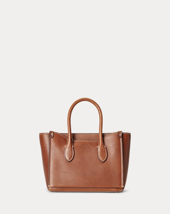 Leather Mini Sloane Satchel