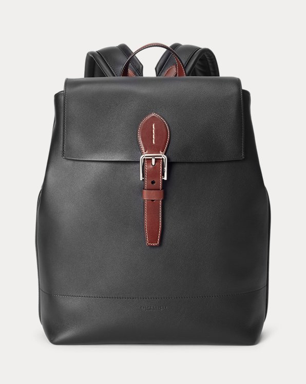 Calfskin Voyager Backpack