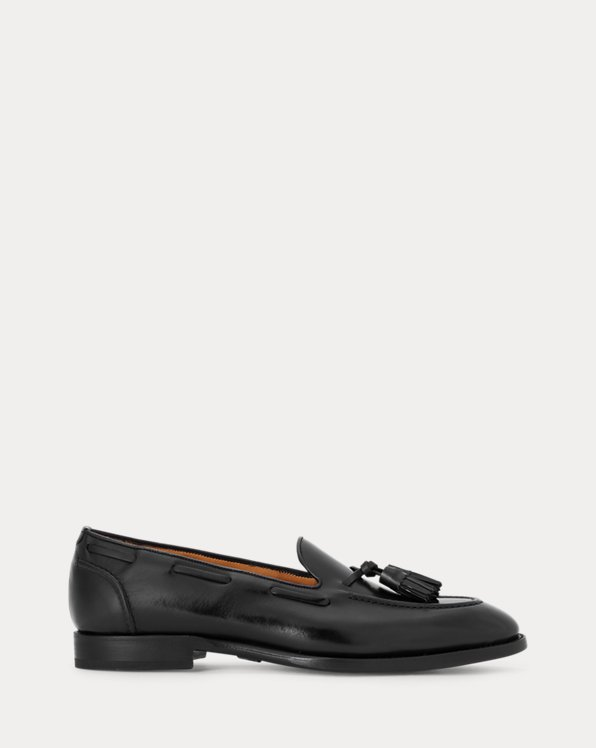 Luther Tassel Calfskin Loafer