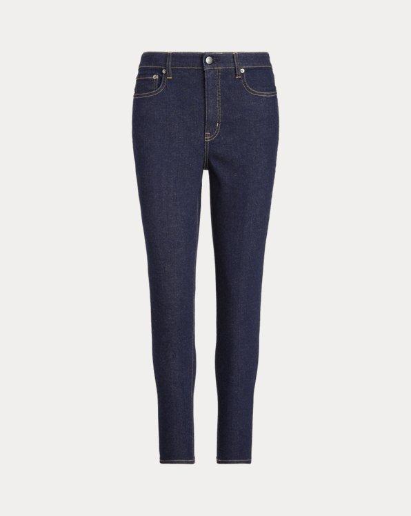 Skinny-Fit Jeans in Knöchellänge