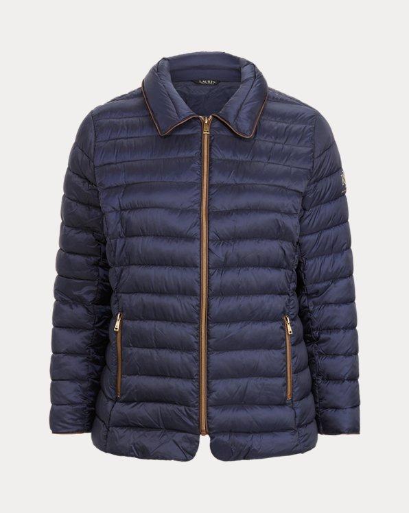 Short Packable Down Jacket