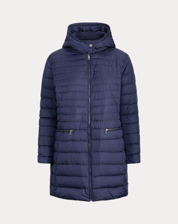 Packable Down-Fill Coat