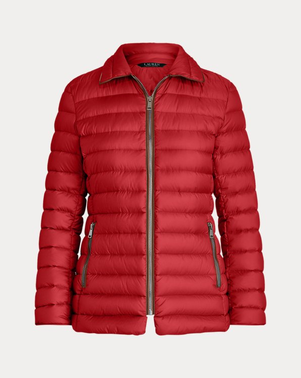 Short Packable Down Jacket