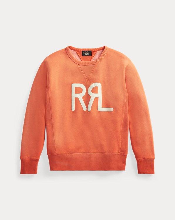 Cotton-Blend Graphic Sweatshirt