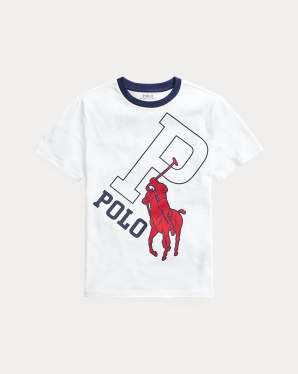 Big Pony Cotton Graphic Tee