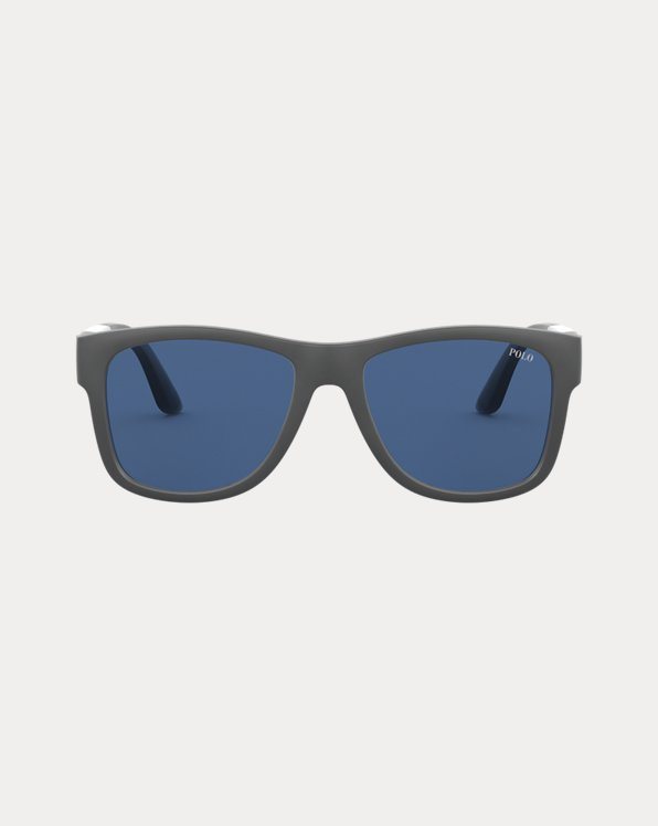 Colour-Blocked Sunglasses