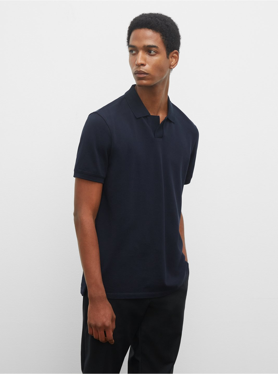 Johnny Collar Polo