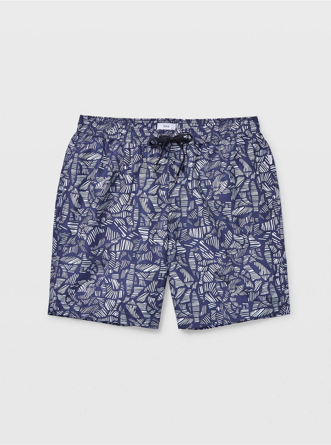 "Onia Charles 7"" Printed Swim Trunks"