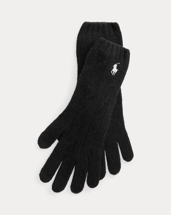Wool-Cashmere Gloves