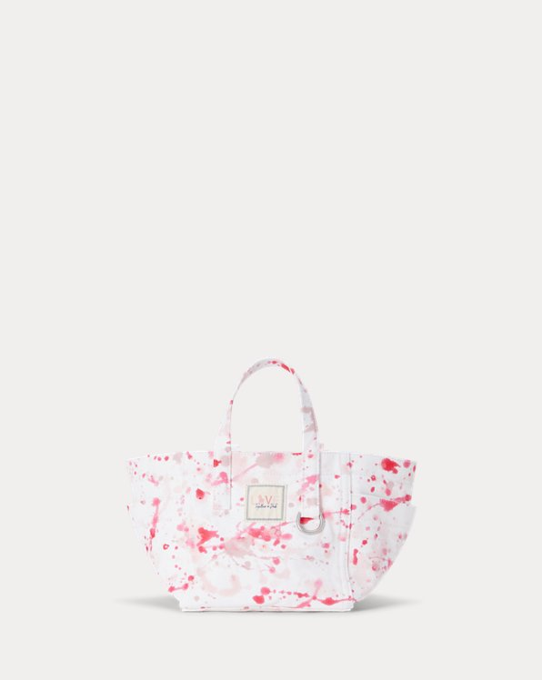Pink Pony Mini Graphic Tote Bag