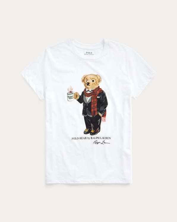 Cocoa Polo Bear T-shirt