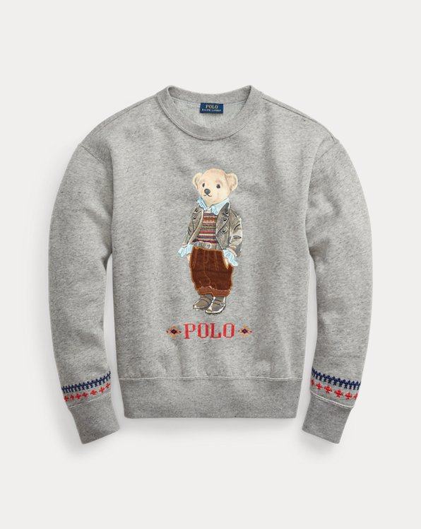 Felpa Polo Bear