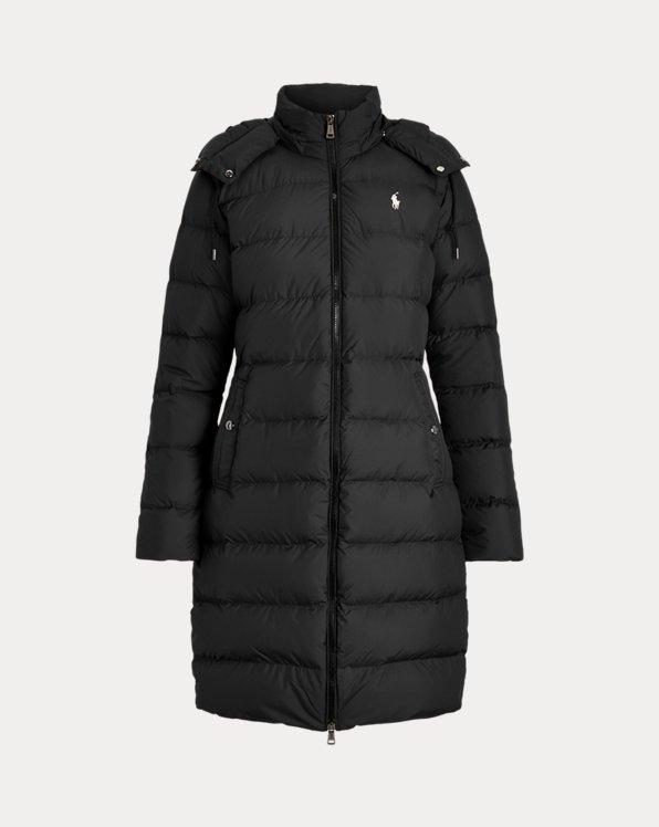 Down-Filled Coat