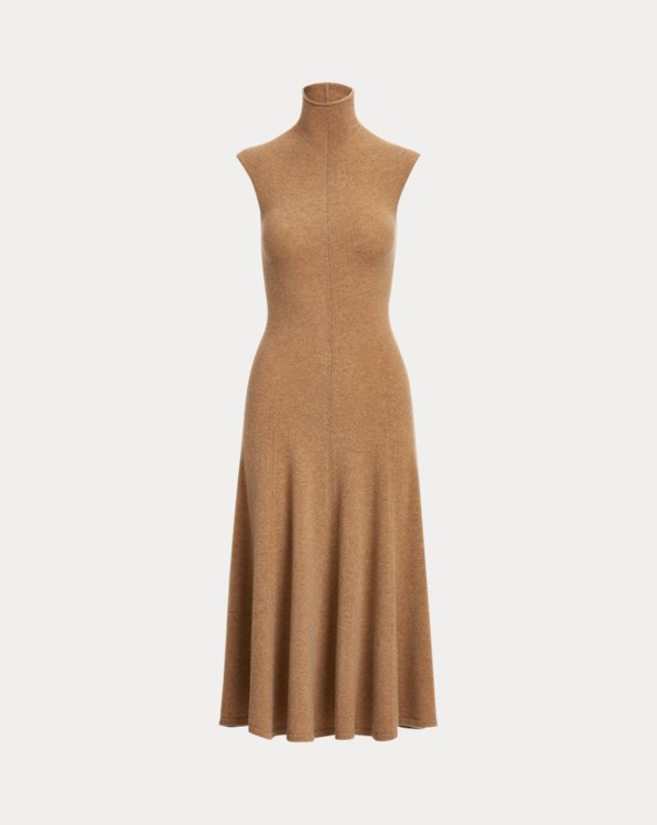 Cashmere Sleeveless Dress