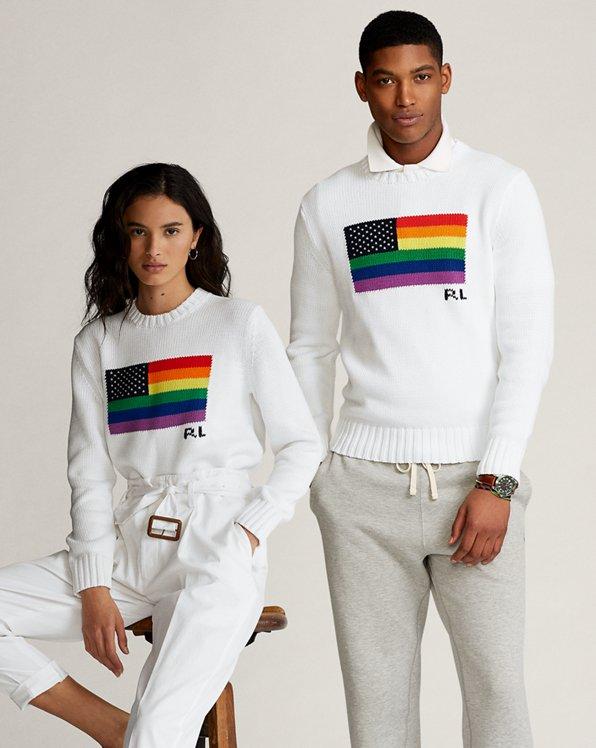 Pride Cotton Sweater