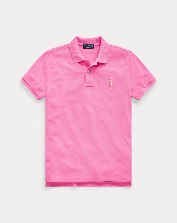 Polo Pink Pony en coton piqué