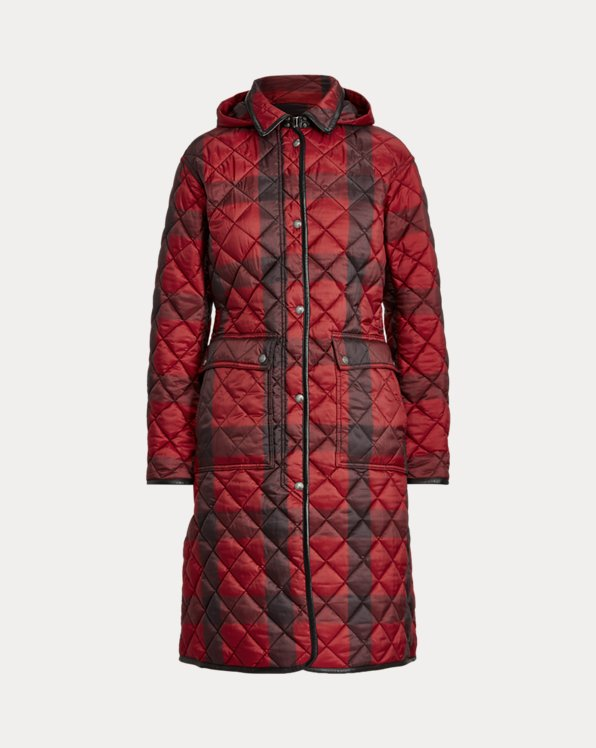 Reversible Quilted Coat