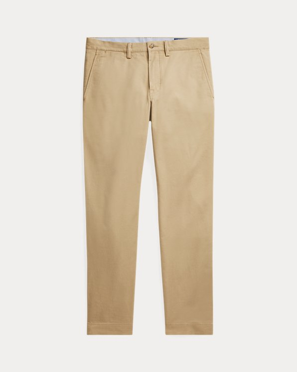 Pantalon chino slim stretch