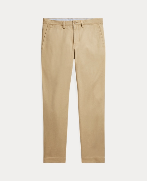 Pantaloni chino stretch Slim-Fit