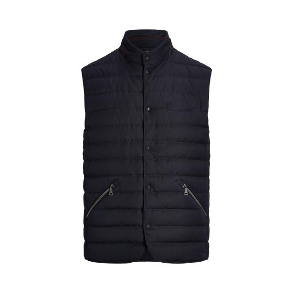 폴로 랄프로렌 조끼 Polo Ralph Lauren Reversible Down Vest,Collection Navy