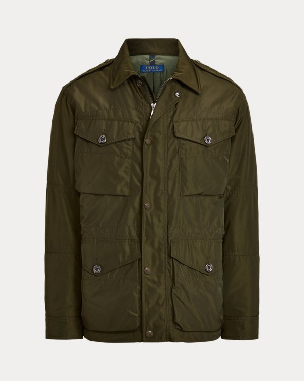 Water-Repellent Field Jacket