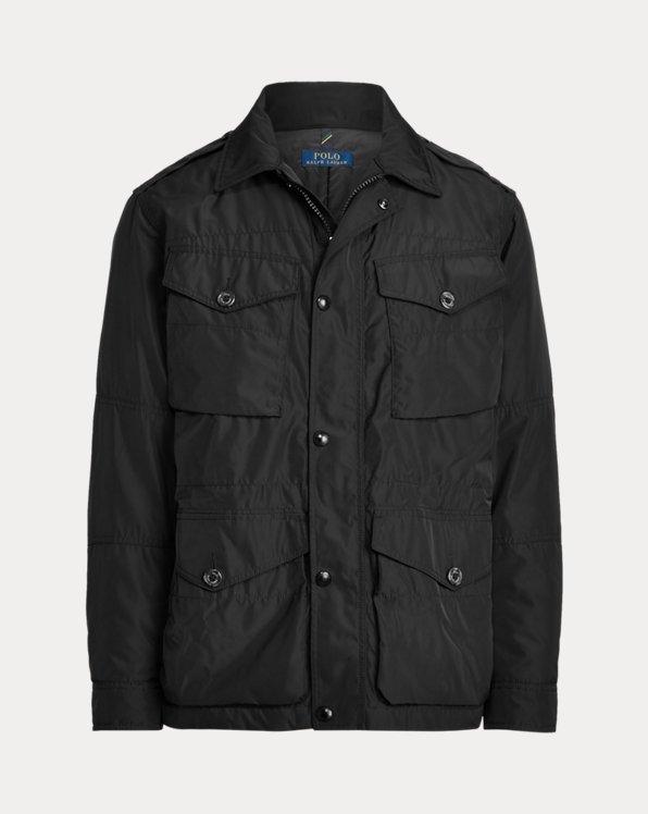 Water-Repellent Field Jacket