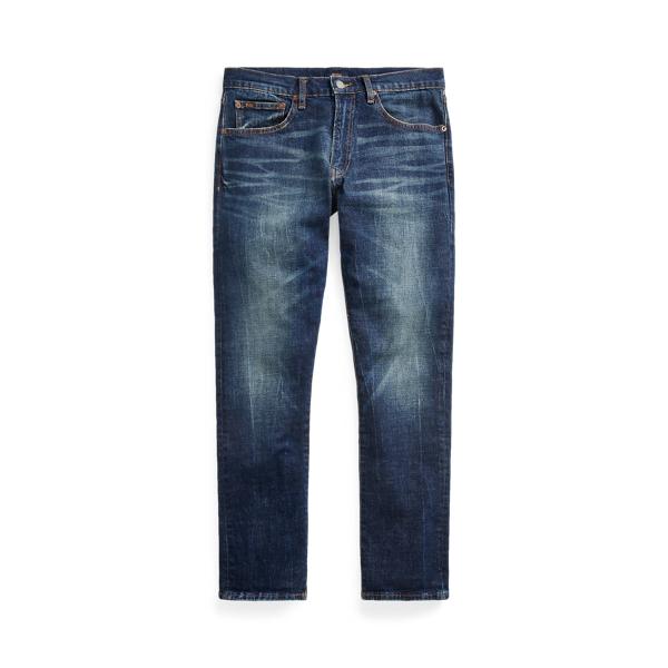 폴로 랄프로렌 Polo Ralph Lauren Sullivan Slim Stretch Jean,Blue