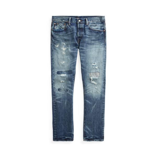 폴로 랄프로렌 Polo Ralph Lauren Varick Slim Straight Jean,Raemond