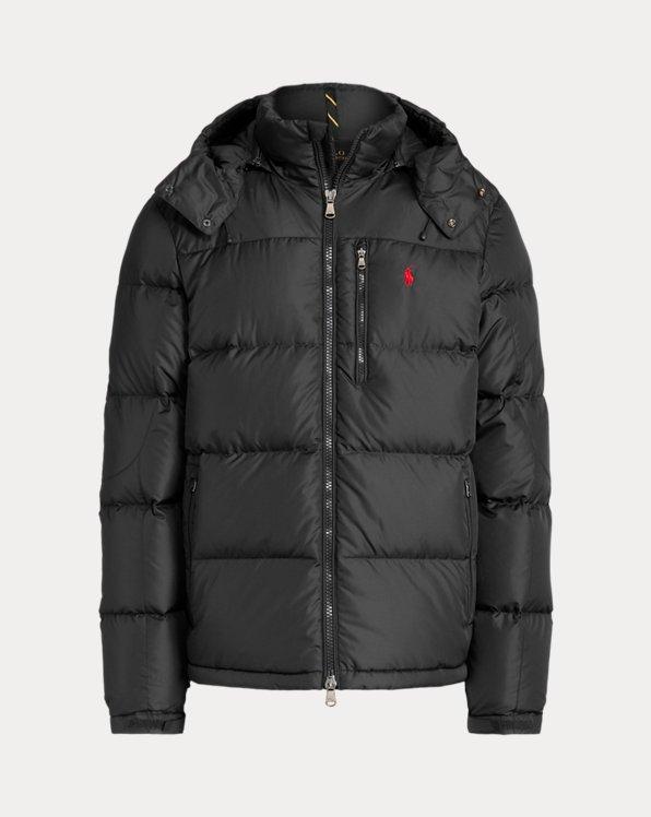 Water-Repellent Down Jacket