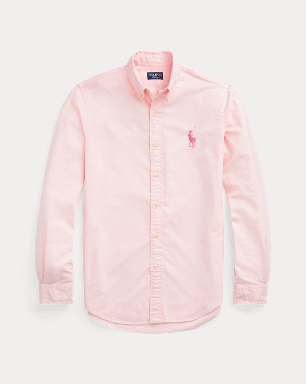 Pink Pony Classic Fit Oxford Shirt