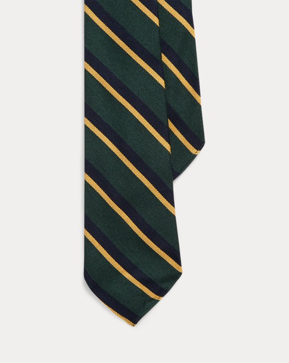 Vintage-Inspired Striped Tie