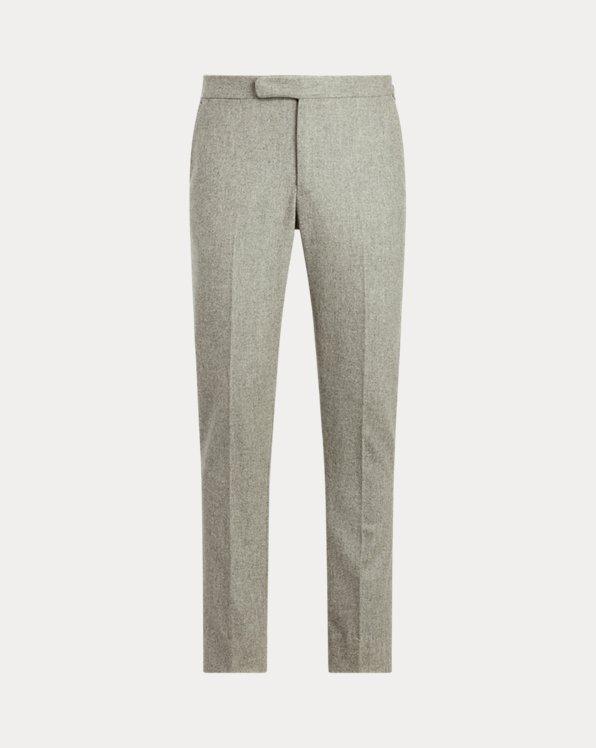 Wool Flannel Trouser