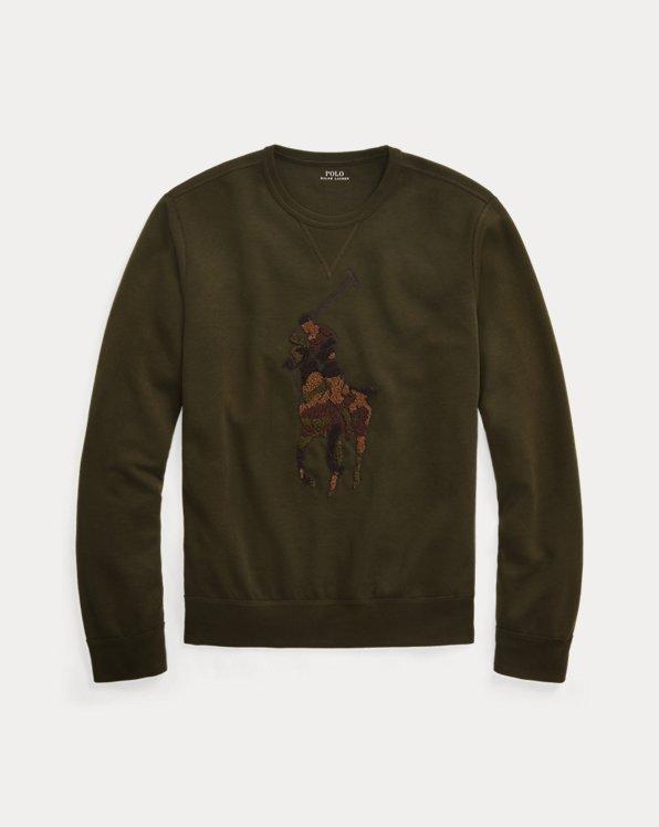 Sweatshirt mit Big Pony