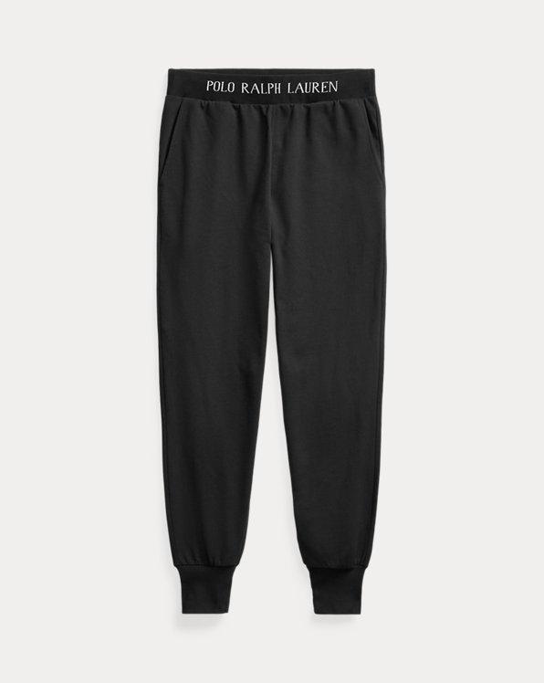 Cotton-Blend Jogger Trouser