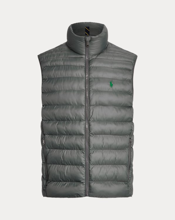 The Packable Gilet