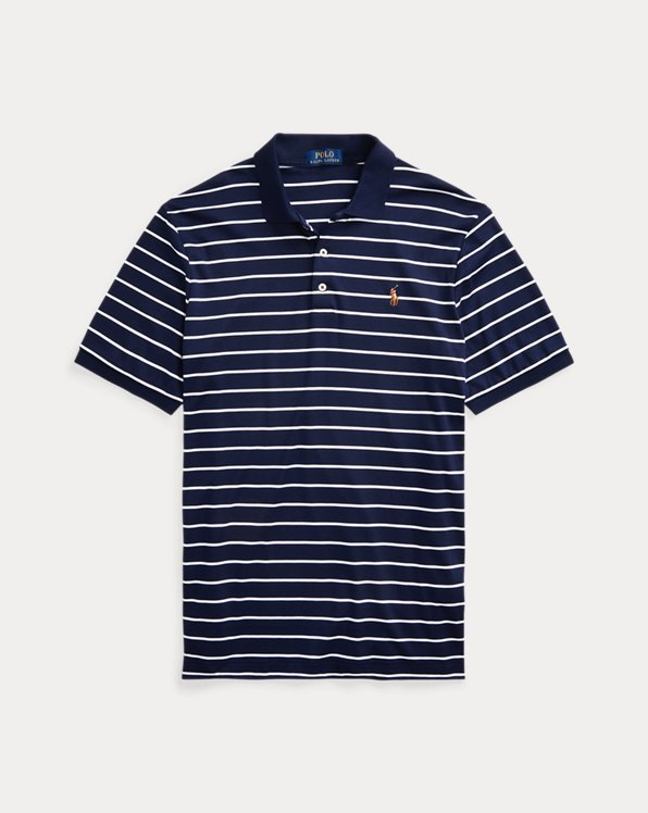 Polo de interlock Slim Fit