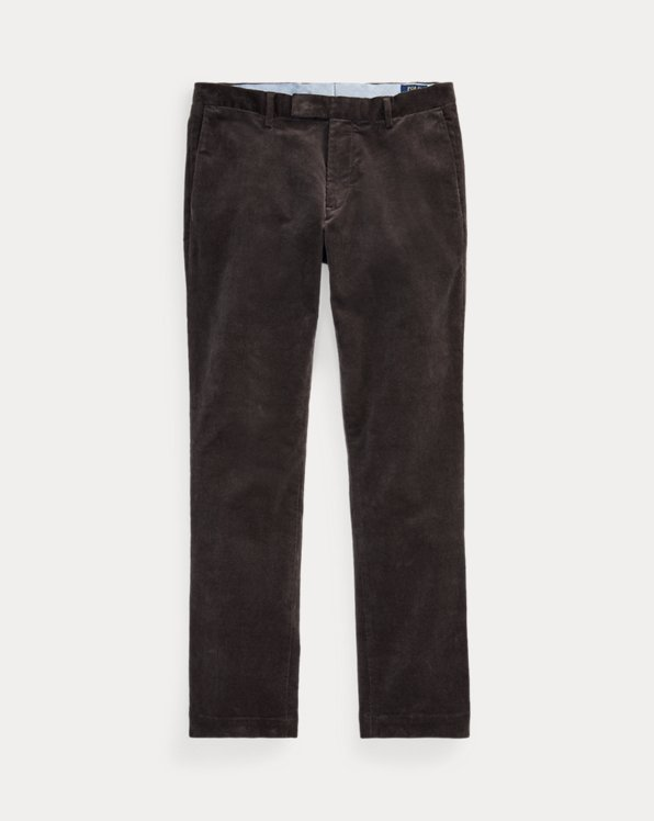 Stretch Slim Fit Corduroy Trouser