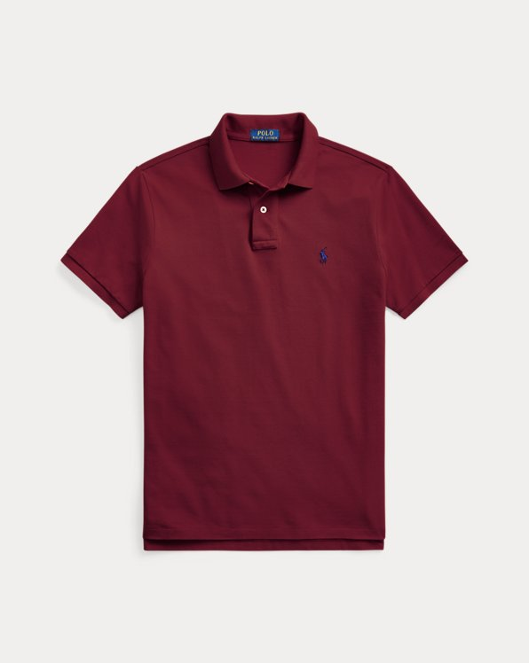 Polo de piqué Slim Fit