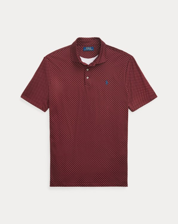 Slim-Fit Polo aus Baumwolle