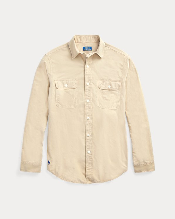 Custom Fit Oxford Workshirt