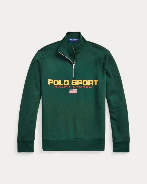 Polo Sport Sweatshirt aus Fleece