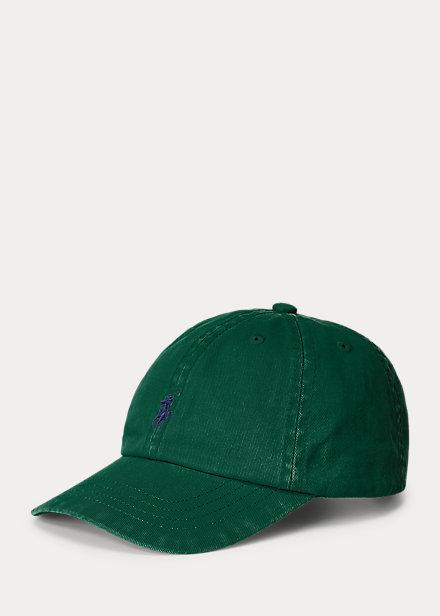 Polo RalphLauren Cotton Twill Ball Cap