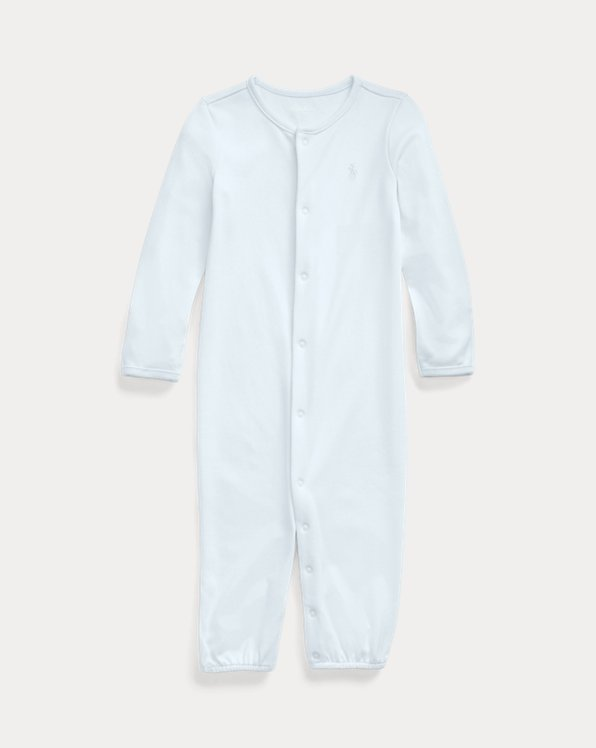 Convertible Gown Coverall